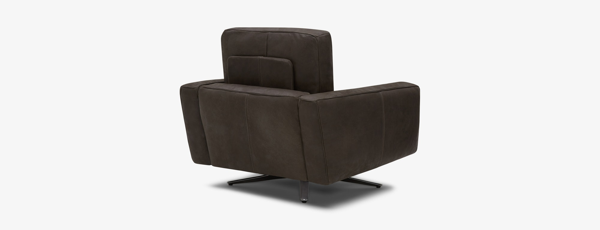 Nova-Leather-Swivel-Chair-Toledo-Graphite-T1-460